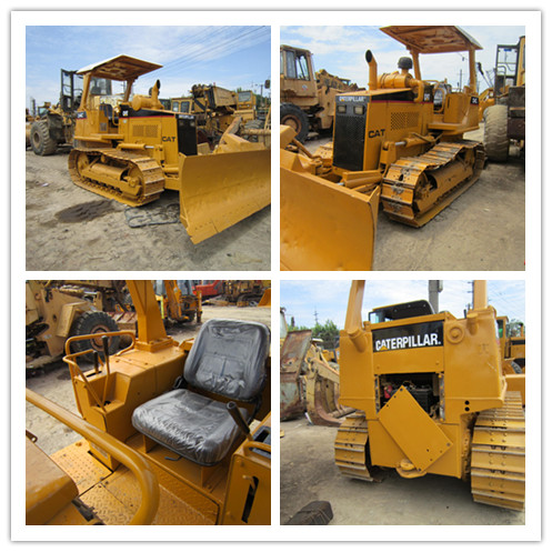 Used CATERPILALR D4C bulldozer on sale