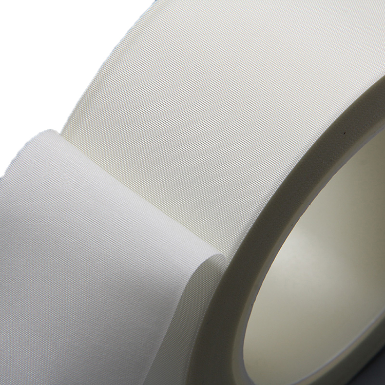 Glass Cloth Tape HighTemp Silicone Masking tape with a for Plasma and Metallization Application