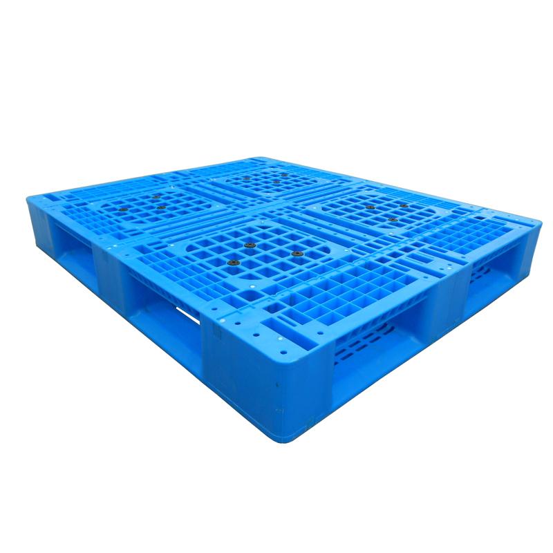 Stackable euro size reasonable plastic pallet prices HDPE plastic pallet