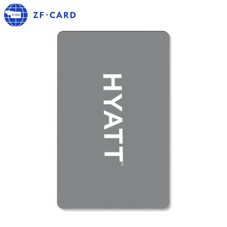 2048 Bit ISO 15639 RFID Chip CR80 Size TI2048 Smart RFID Card