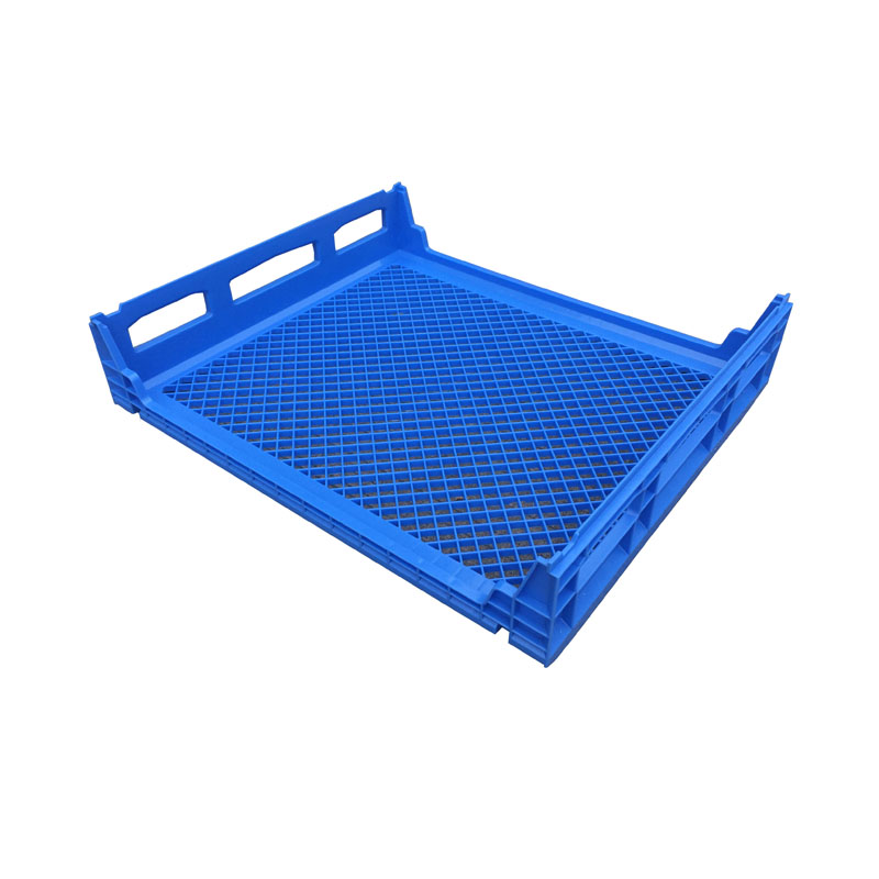 690605150mm cheap price plastic crate for bread plastic bakery tray