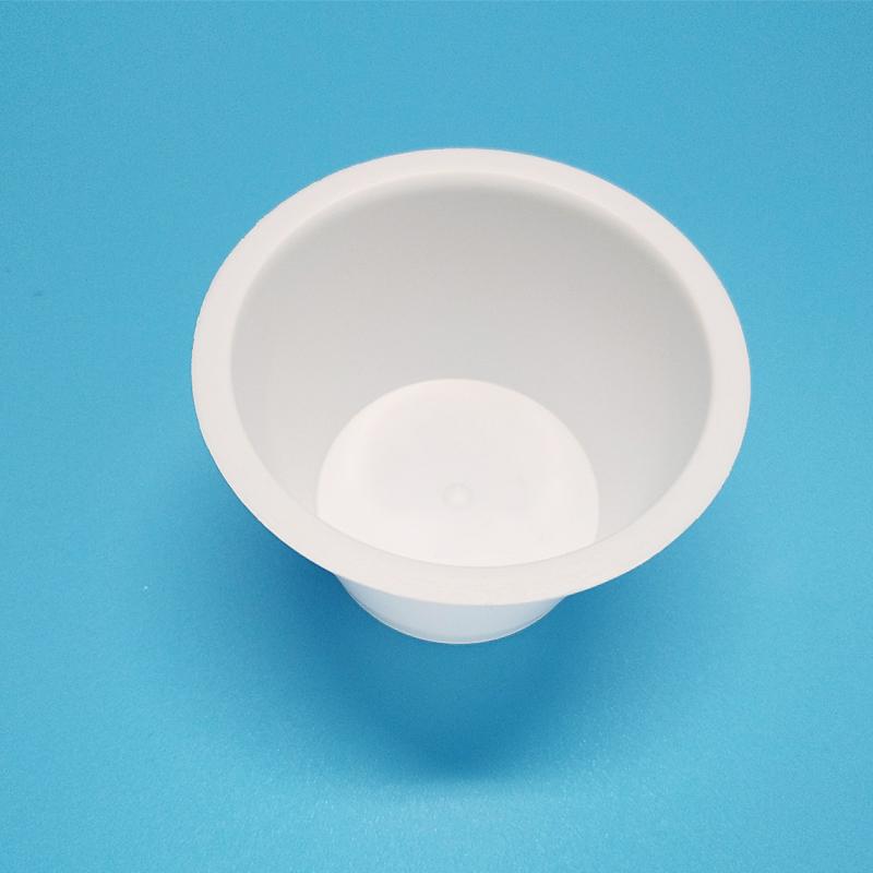 Plastic yogurt cup cheese cup