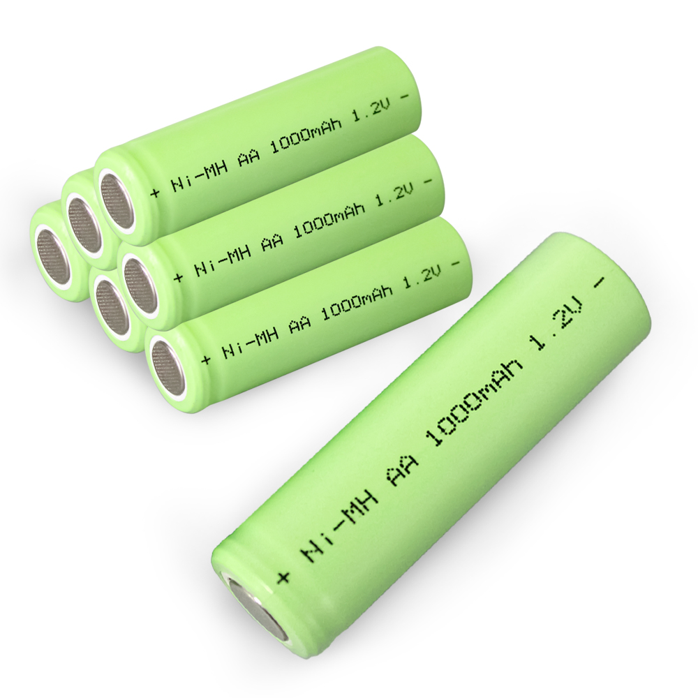 Sanhe NiMH AA 1000mAh 12v Ecofrinedly Rechargeable Battery