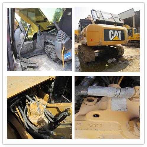 Used caterpillar 325DL excavator on sale