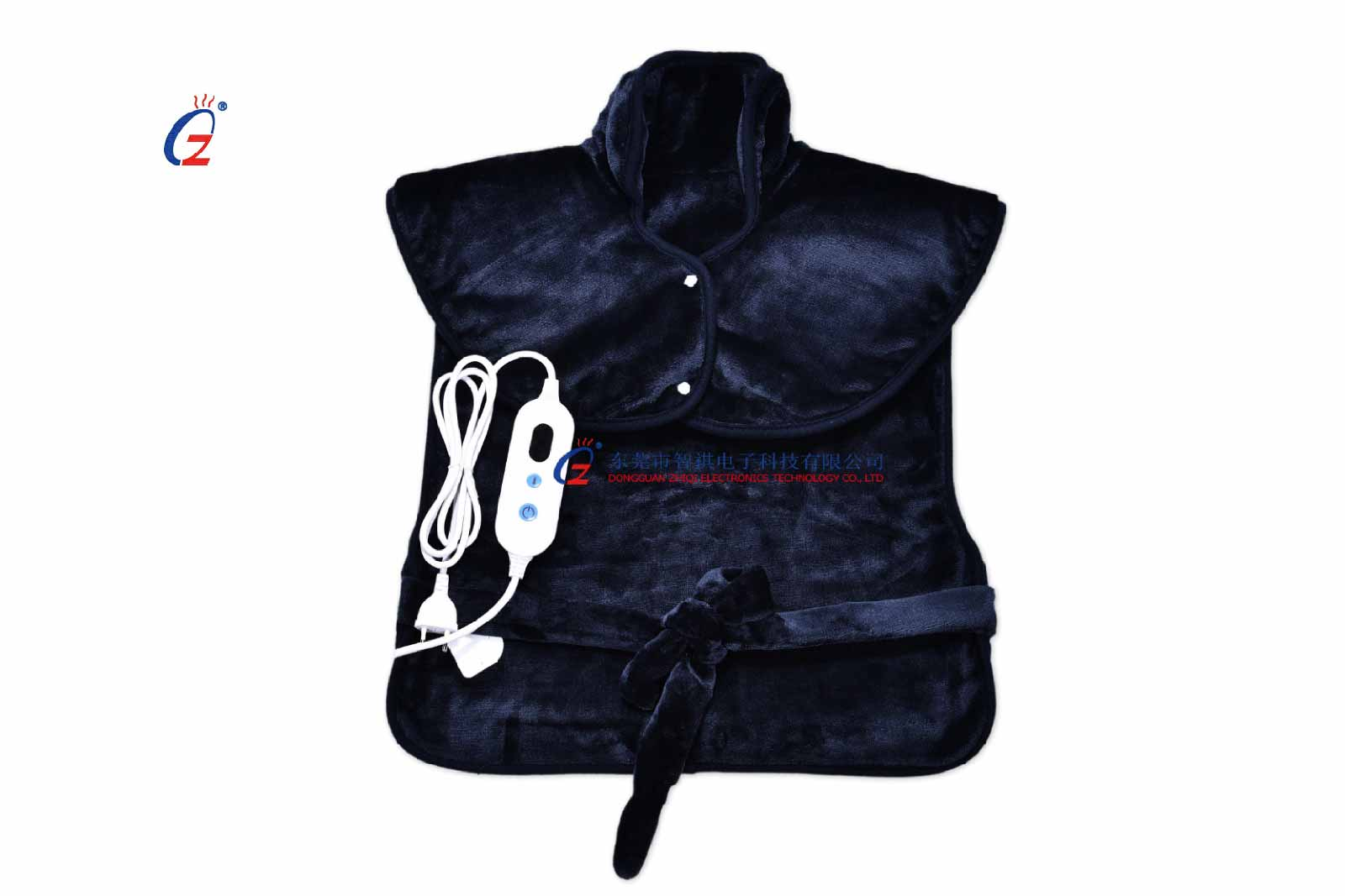 electric neck and back heating pad neck and back heat pad dongguan zhiqi electric heating pad for neck