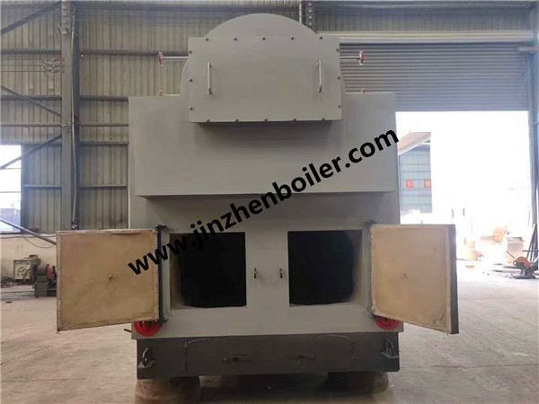 Industrial Energy Saving Rice Husk Wood Pellet Coal Fired Steam Boiler for rice mill plant
