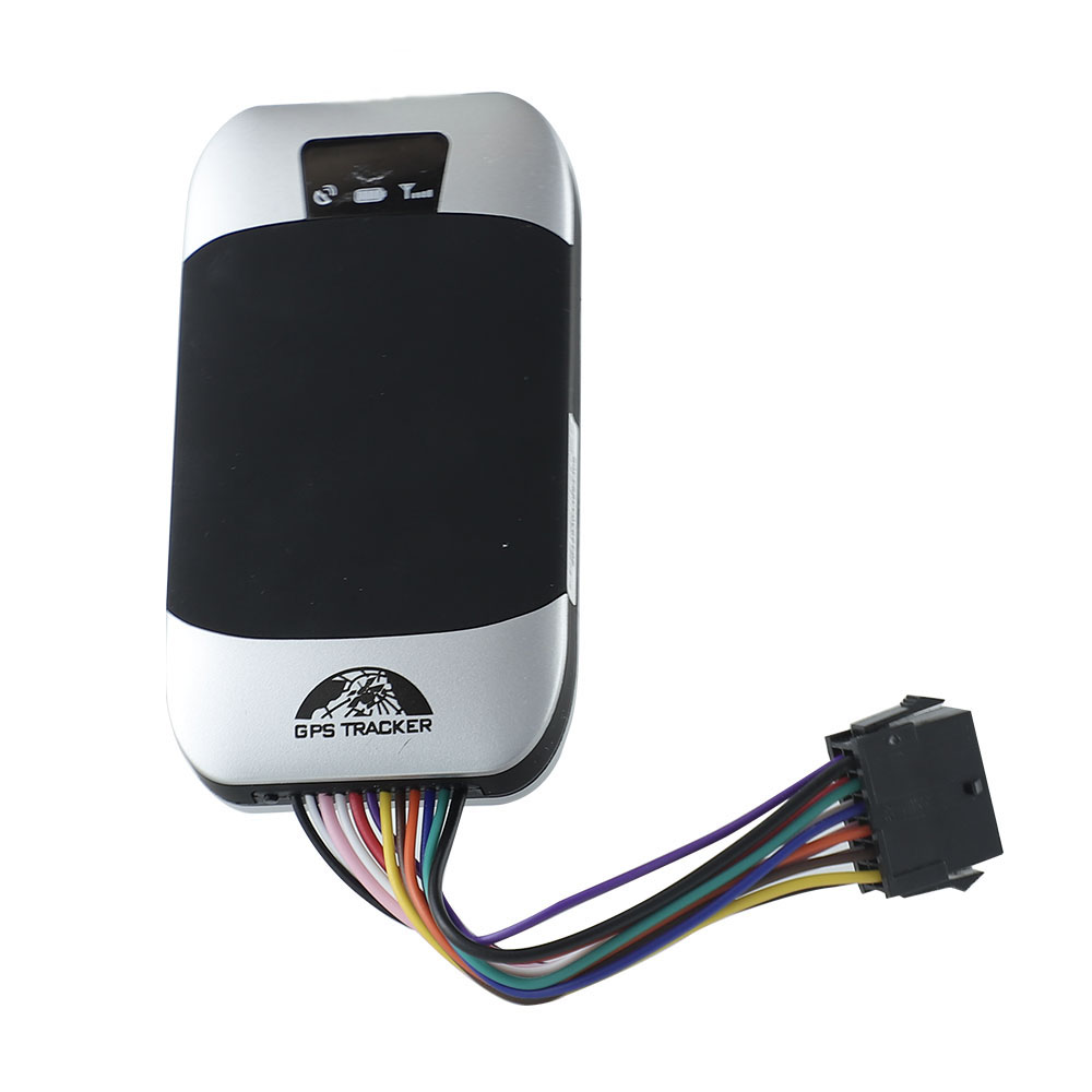 Hot sale GPS tracker 303F waterproof vehicle GPS tracker for carmotorcycle with panic button