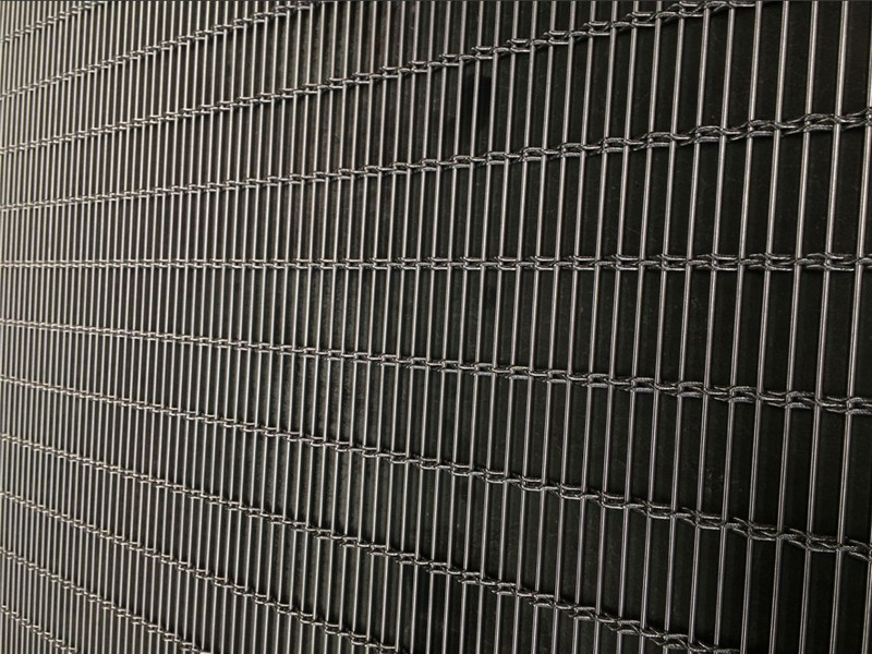 stainless steel architecture wire mesh metal decorative screen panel