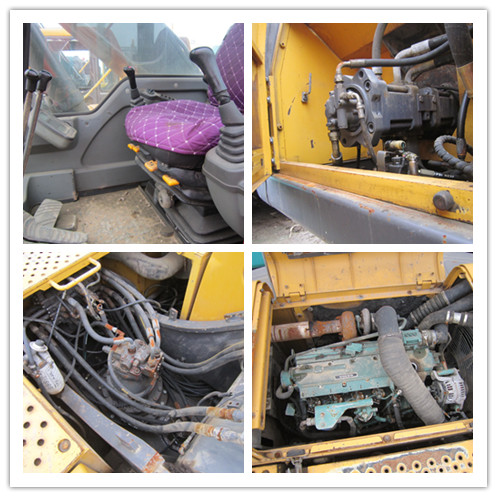 Used VOLVO EC240BLC 25ton excavator on sale