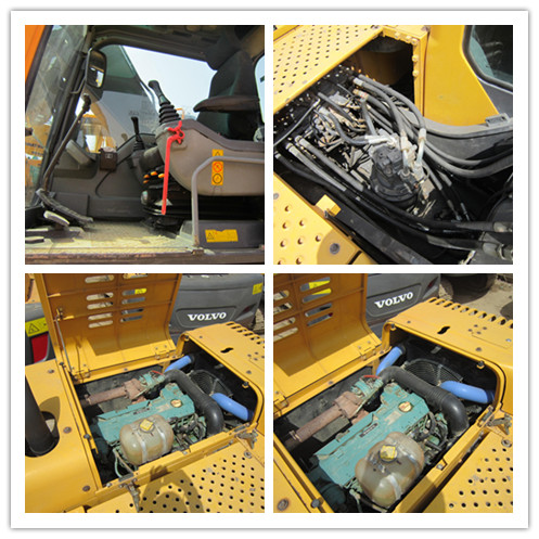 Used VOLVO EC200B 20ton excavator on sale