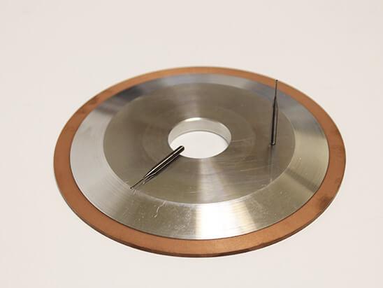 Diamond Grinding Wheel for Micro Tools Precision Grinding