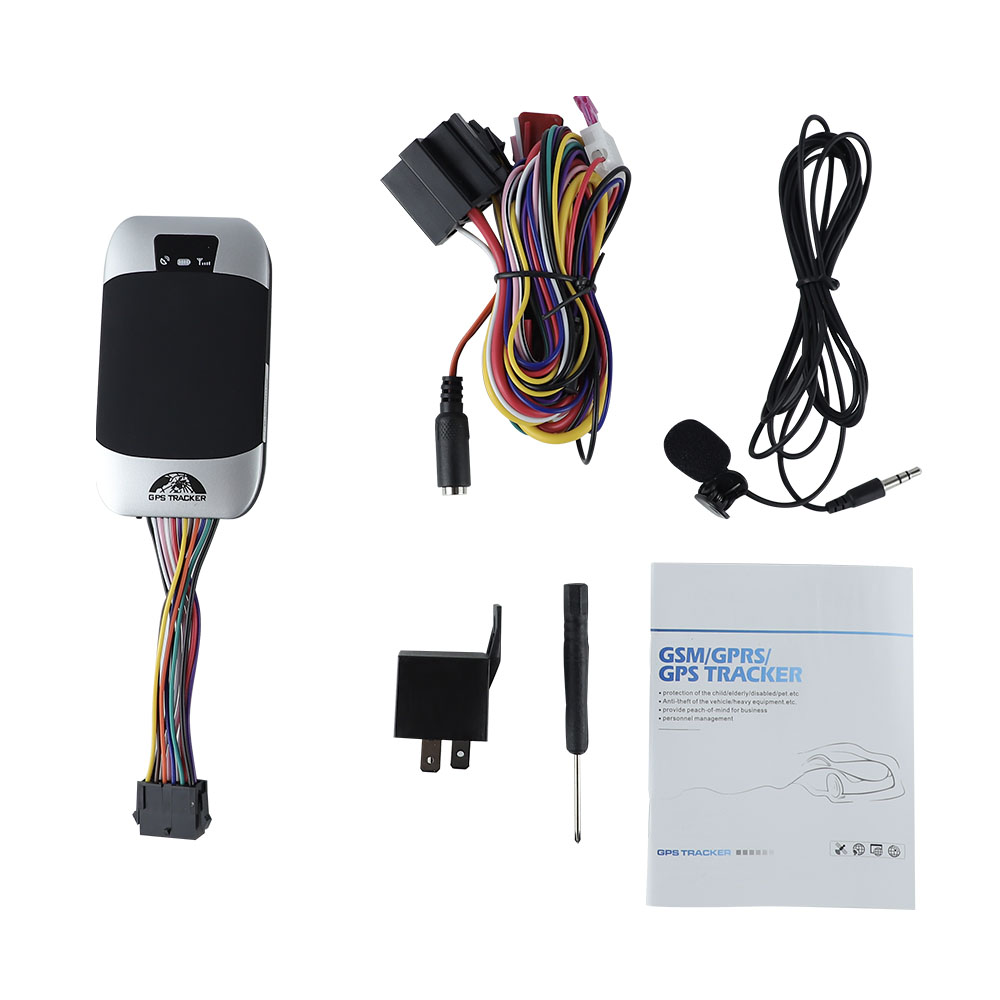 2G 3G manual gps vehicle tracker tk303g Gps coban 303g support microphone voice listenin