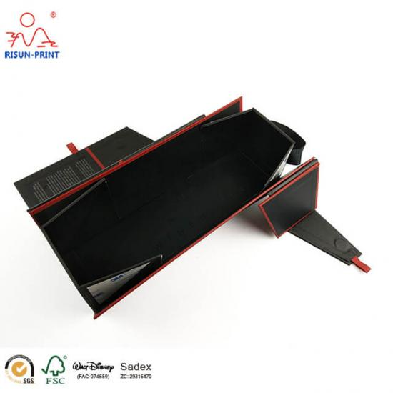 Collapsible Luxury Gift Boxes black