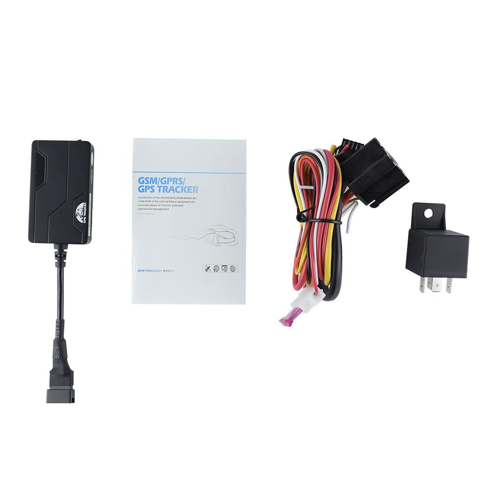 Mini easy install Gps moto tracker 311 siren alarm GSM GPRS motorcycle tracker