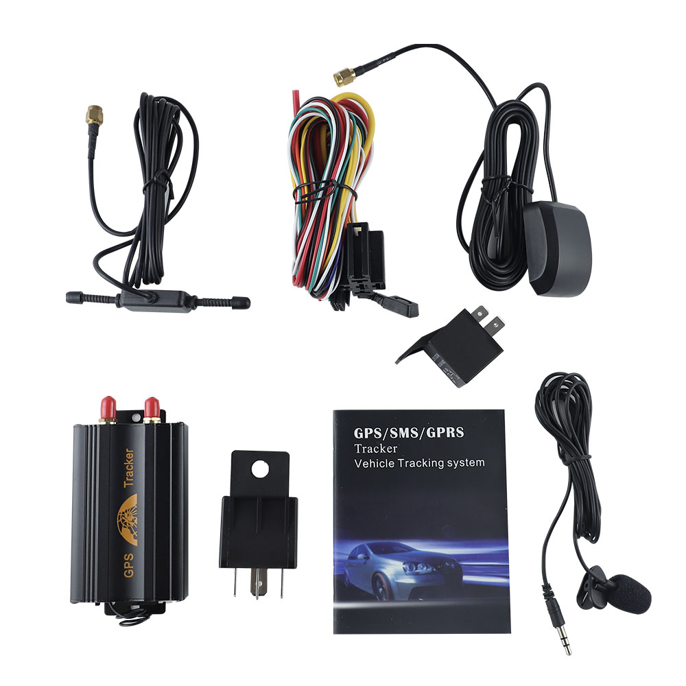 GPS Tracker Tk103 Manufacturer GPS Tracker Car GPS Tk103b for Google Map Tracking