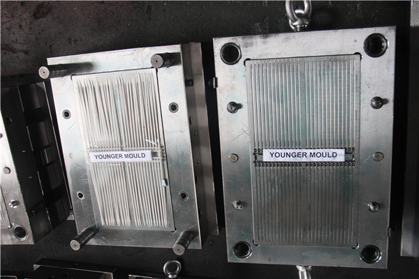 Cable tie mold Cable tie injection mould PANEL ACCESS FASTENERS mould