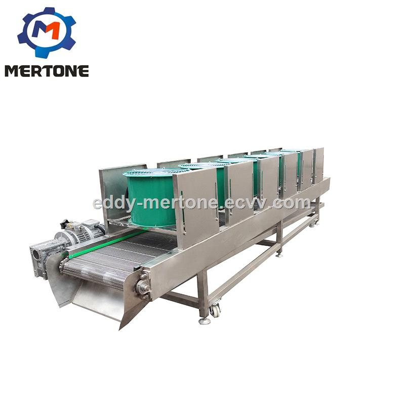 air drying and cooling machine