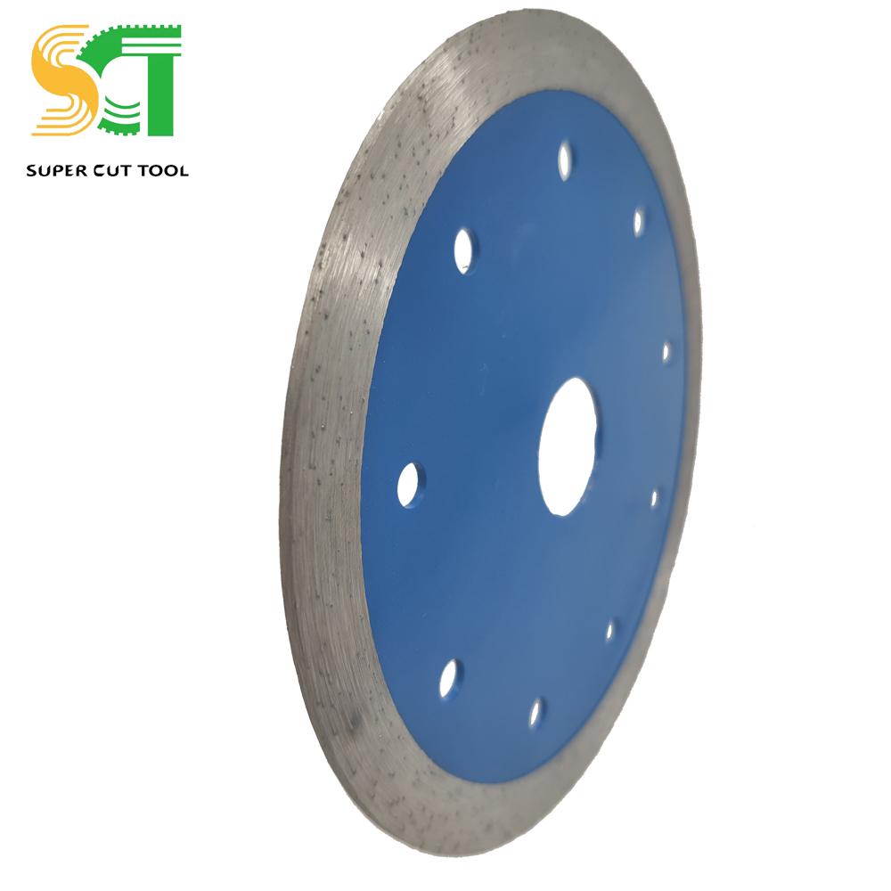 Continuous Rim Diamond Blade for Concrete SawGranite Cutting Tools Diamond Blade Oscillating Tool for Asphalt