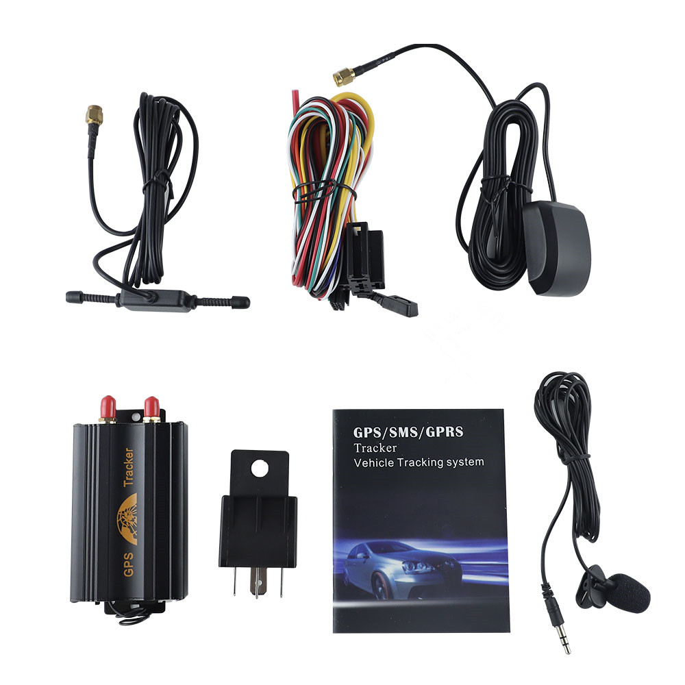 Hotselling Car GPS Tracking 103a with Engine Cut off Coban Manufacturer