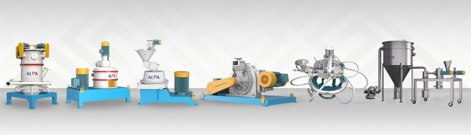 Fine Grinding Imppact Hammer Mill with Cyclone