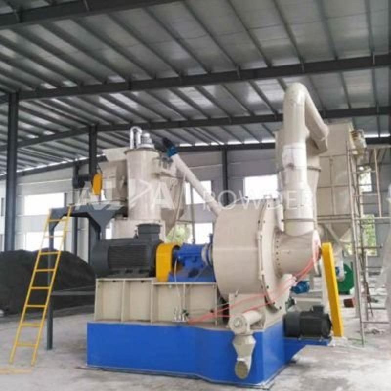 3300um Pesticides Powder Ultra Fine Dry Grinding Mill