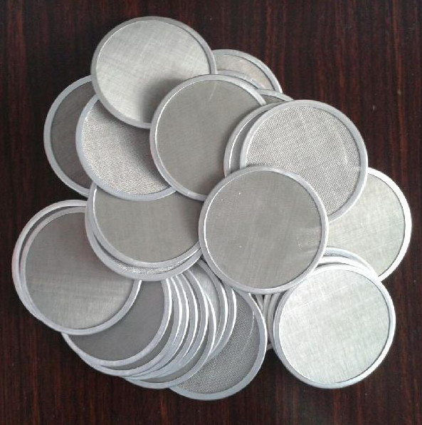 stainless steel filter mesh disc