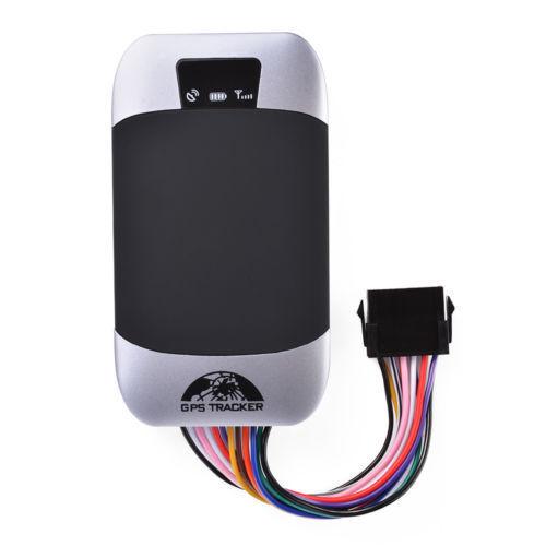 3G GPS Tracker COBAN gps303F with engine shut motorcycle gps tracker tk303F