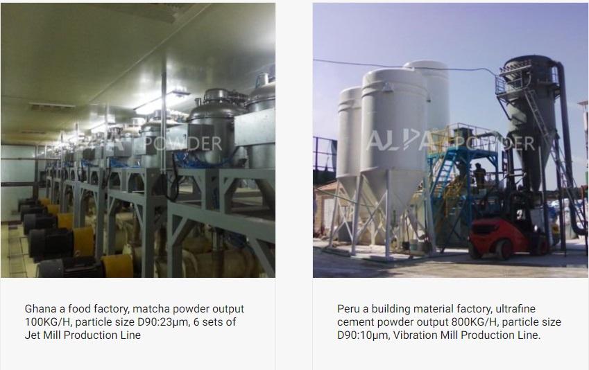 Ultrafine Grinding Milling Machine Vibration Mill
