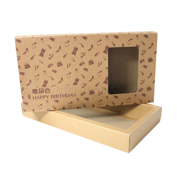 Drawer Type Packaging Gift Box with Custom Design