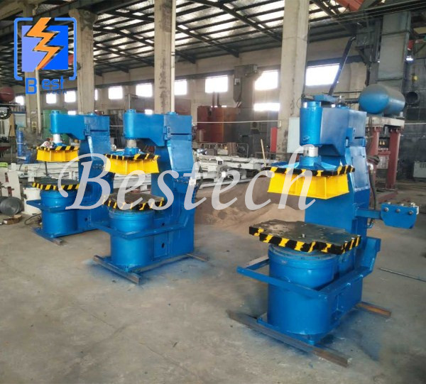 Clay Sand Molding Machine for Cookware Production