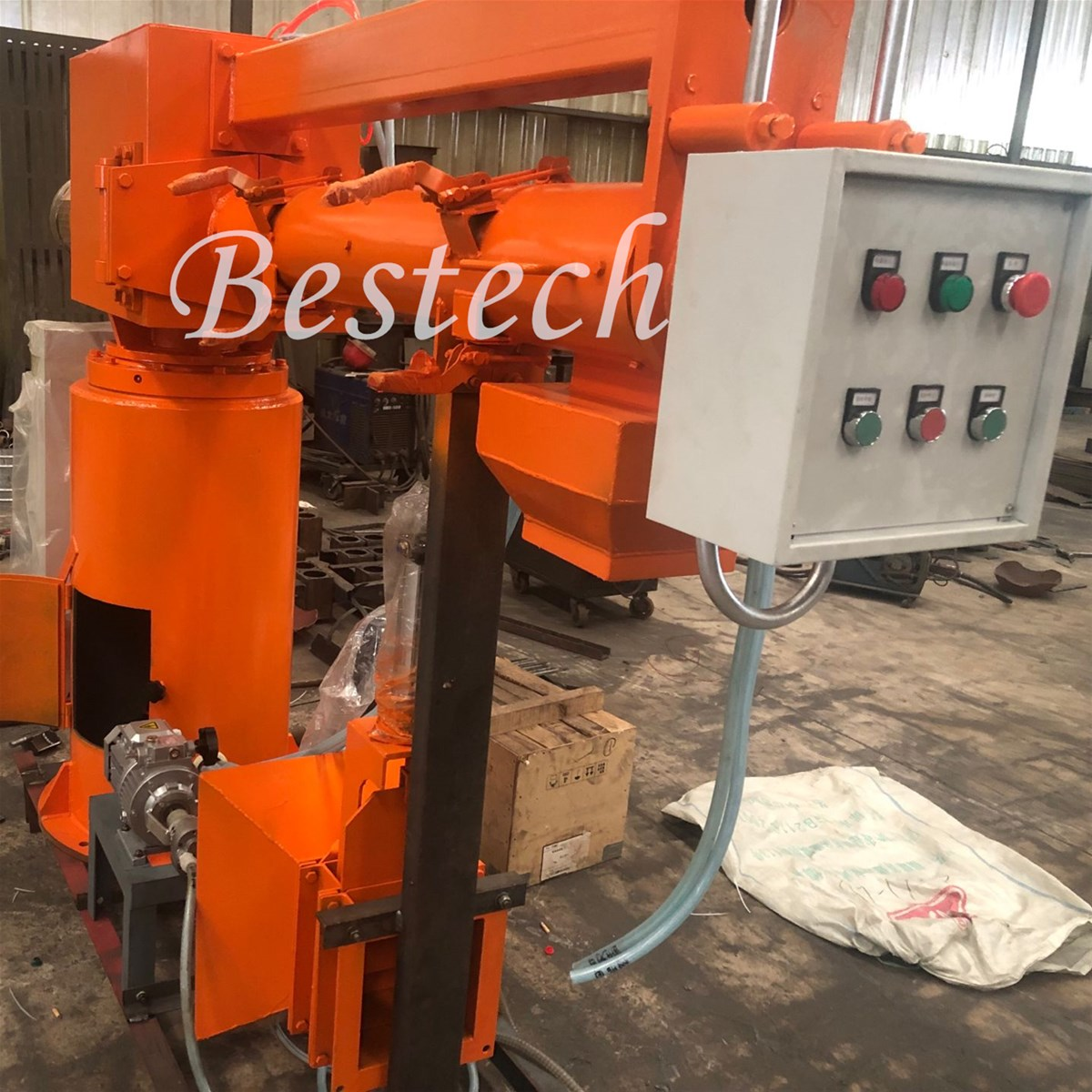 Sodium Silicate sand mixer Machine Price