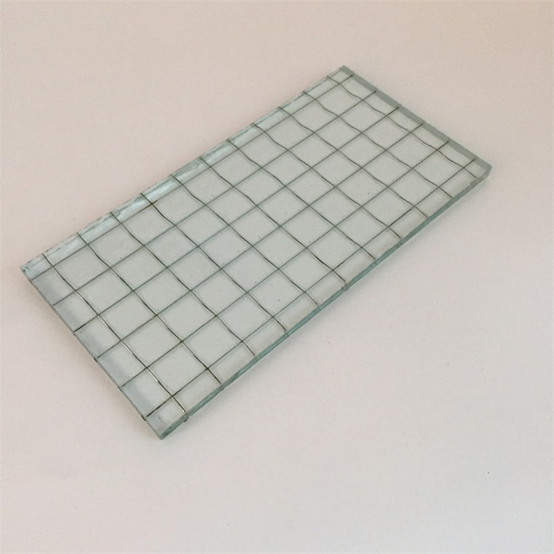 6mm clear wired glass for windows and doors