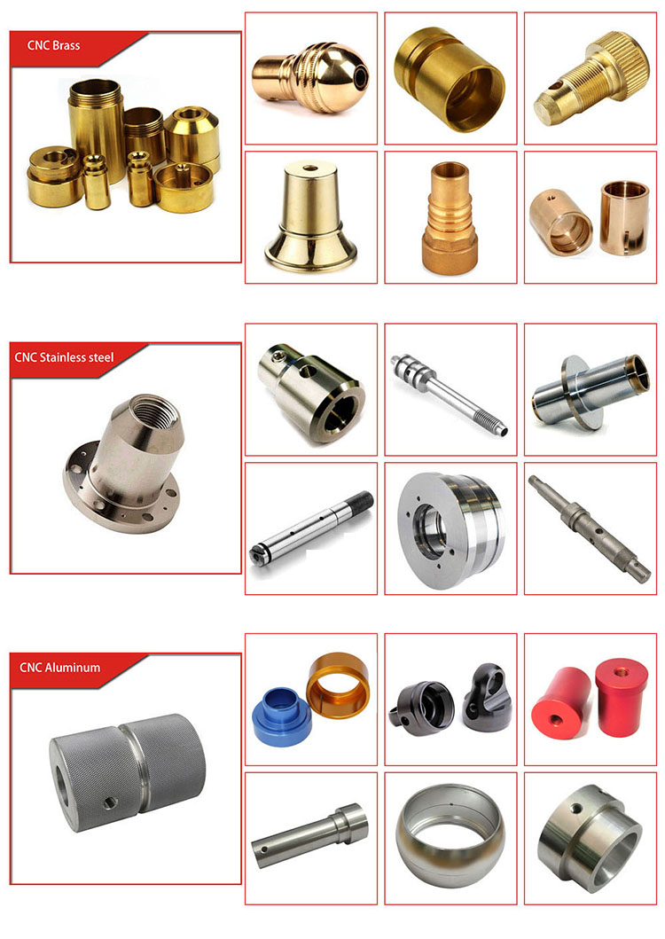 CNC Machining High Quality Precision NonStardard Custom Parts