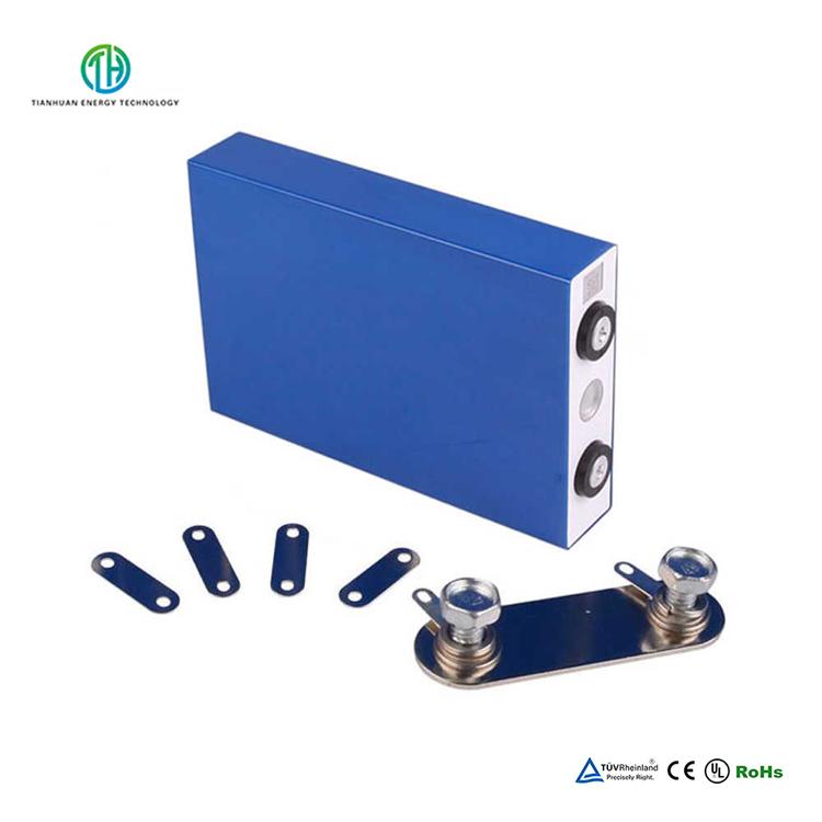 Stock New 200Ah Lithium battery cells packs prismatic 32v lifepo4 batteries