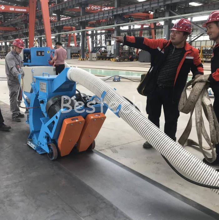 Low pirce Floor shot blasting machine supplier