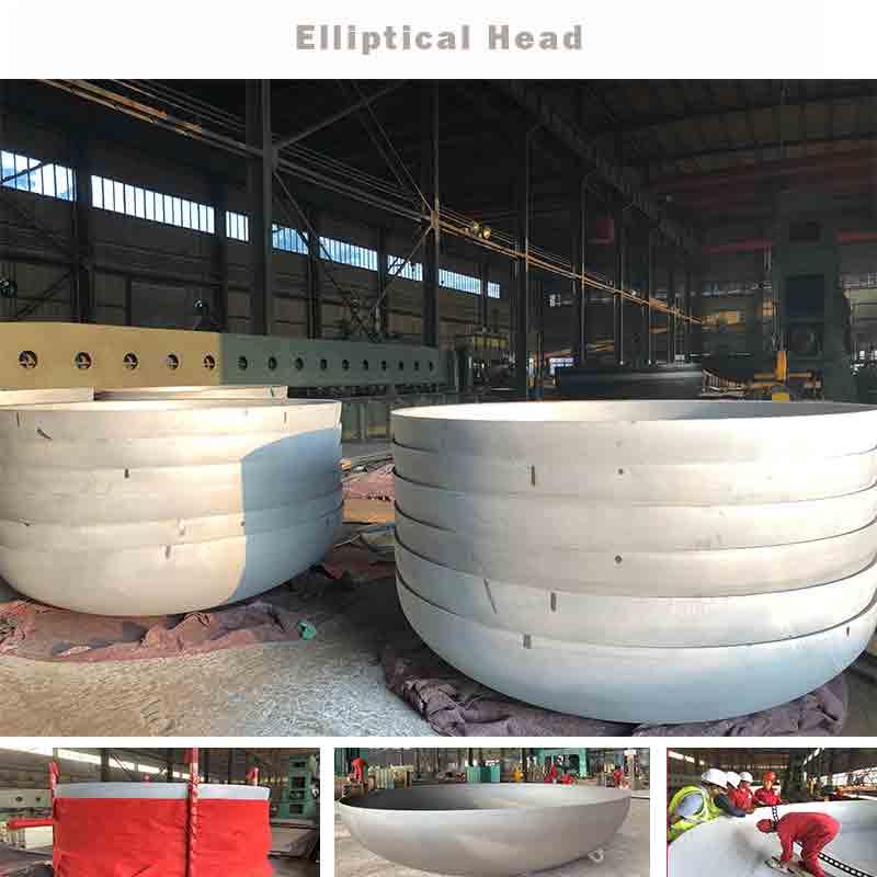 Aluminum Flat Bottom Boats Metal Spheres Dish Cap