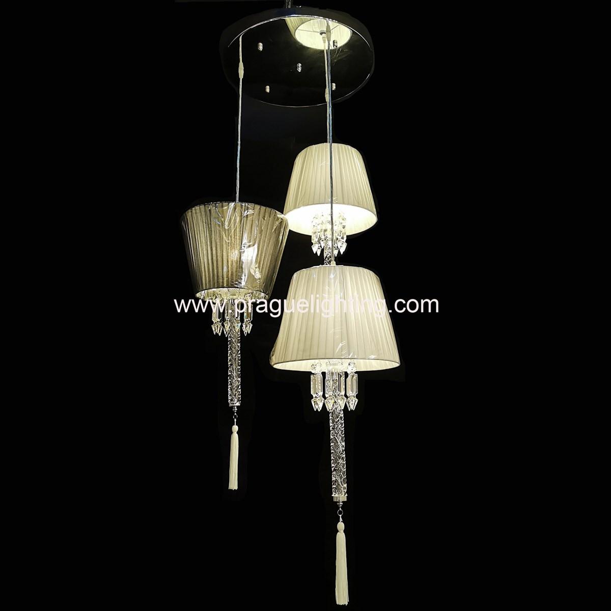 3 light pendant lamp baccarat replica