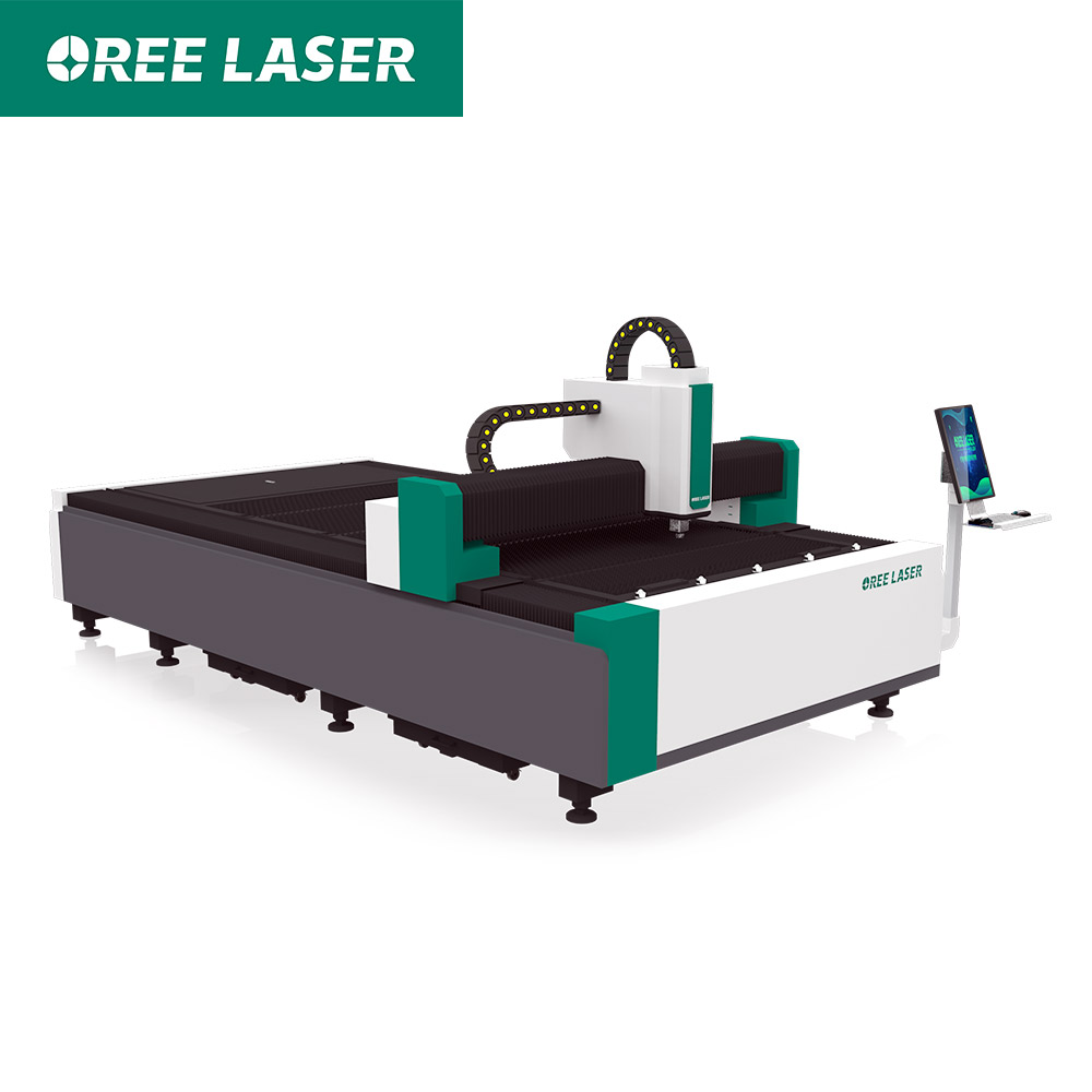 Factory direct Metal and Stainless Laser Cutting Machine