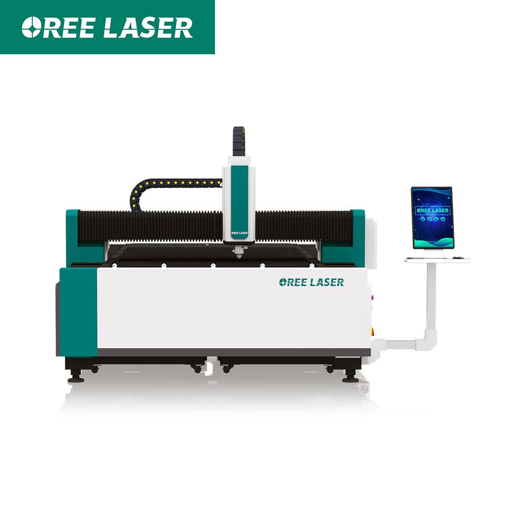 CNC cutter equipment Metal Sheet Plate Aluminum Carbon Stainless CNC steel Fiber Laser Cutting Machine