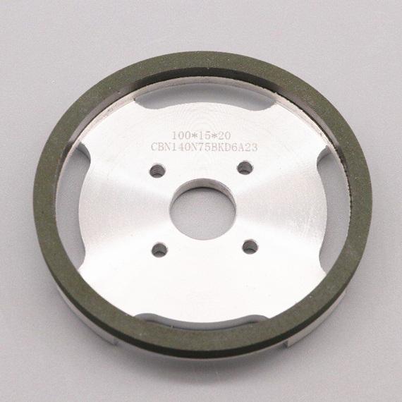 Paper Mill Cutter Grinding Resin CBN Wheels