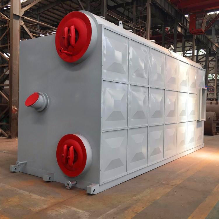 20 tonh SZS Series Water Tube GasOil Fired Steam boiler for Food industryfood plant
