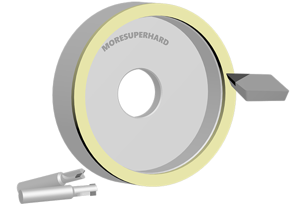 PCD PCBN CVD Tools Grinding Wheel