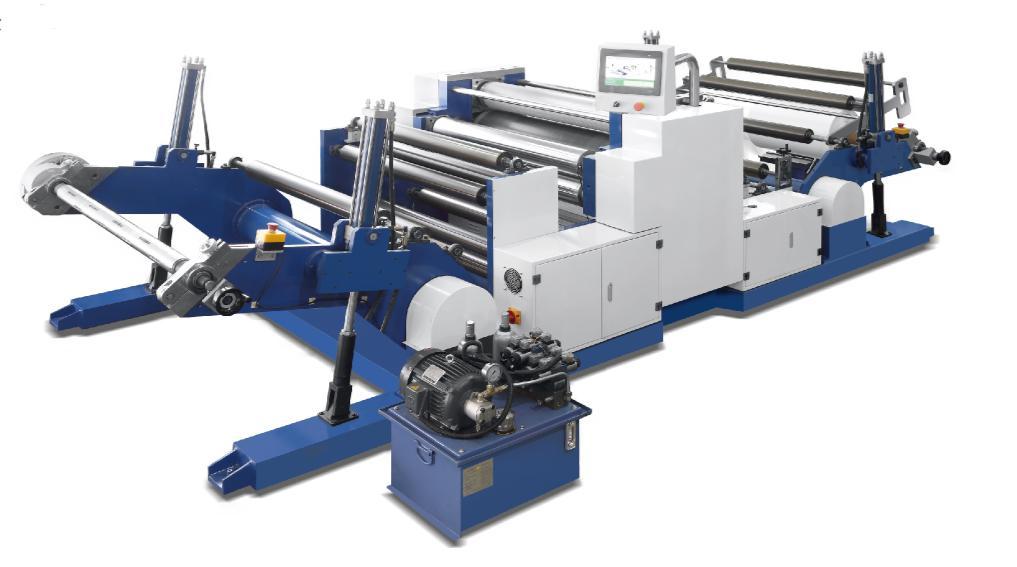 Automatic Rolltype Embossing Machine Model YWAZ