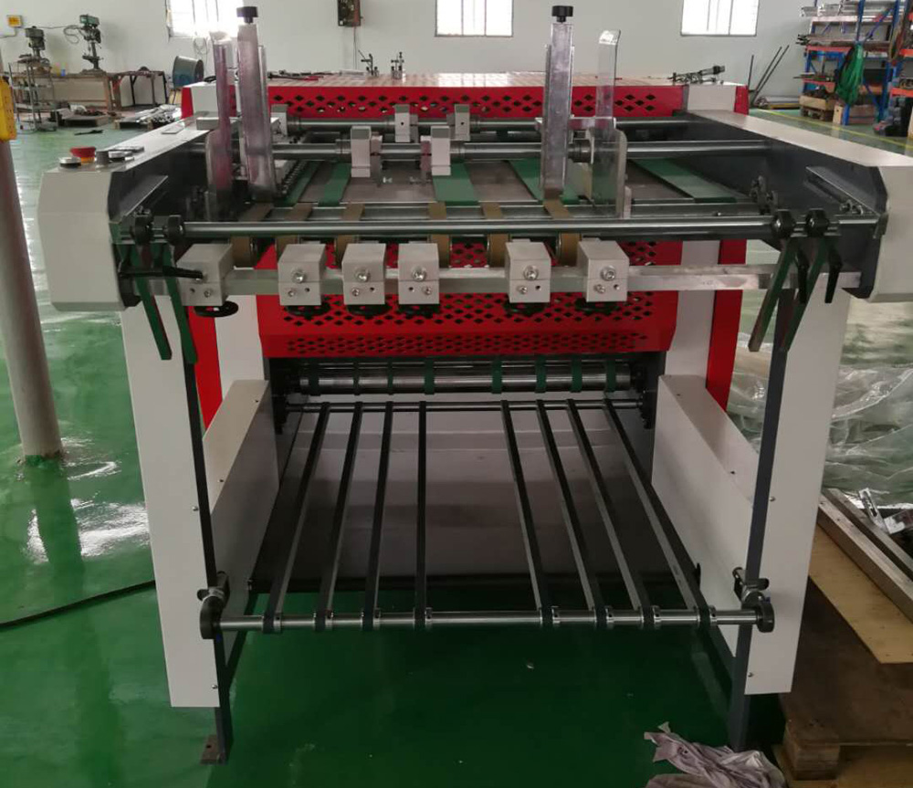 Improved Automatic Grooving Machine Model SG950