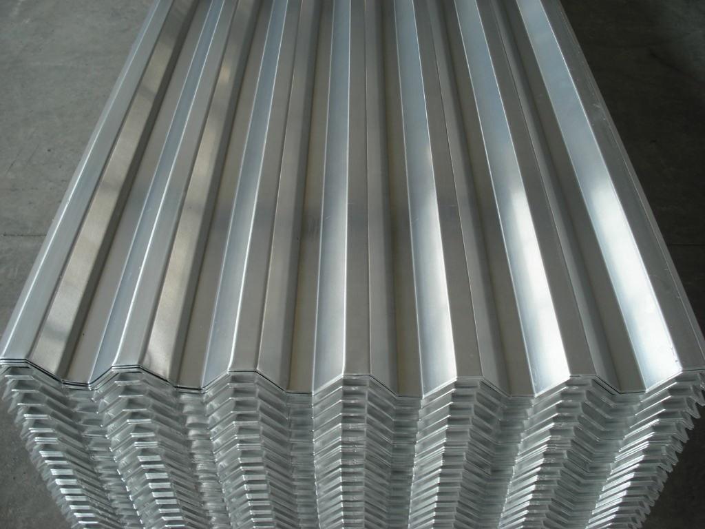Metal Building Materials Corrugated Aluminium Zinc Machines Roofing Sheets