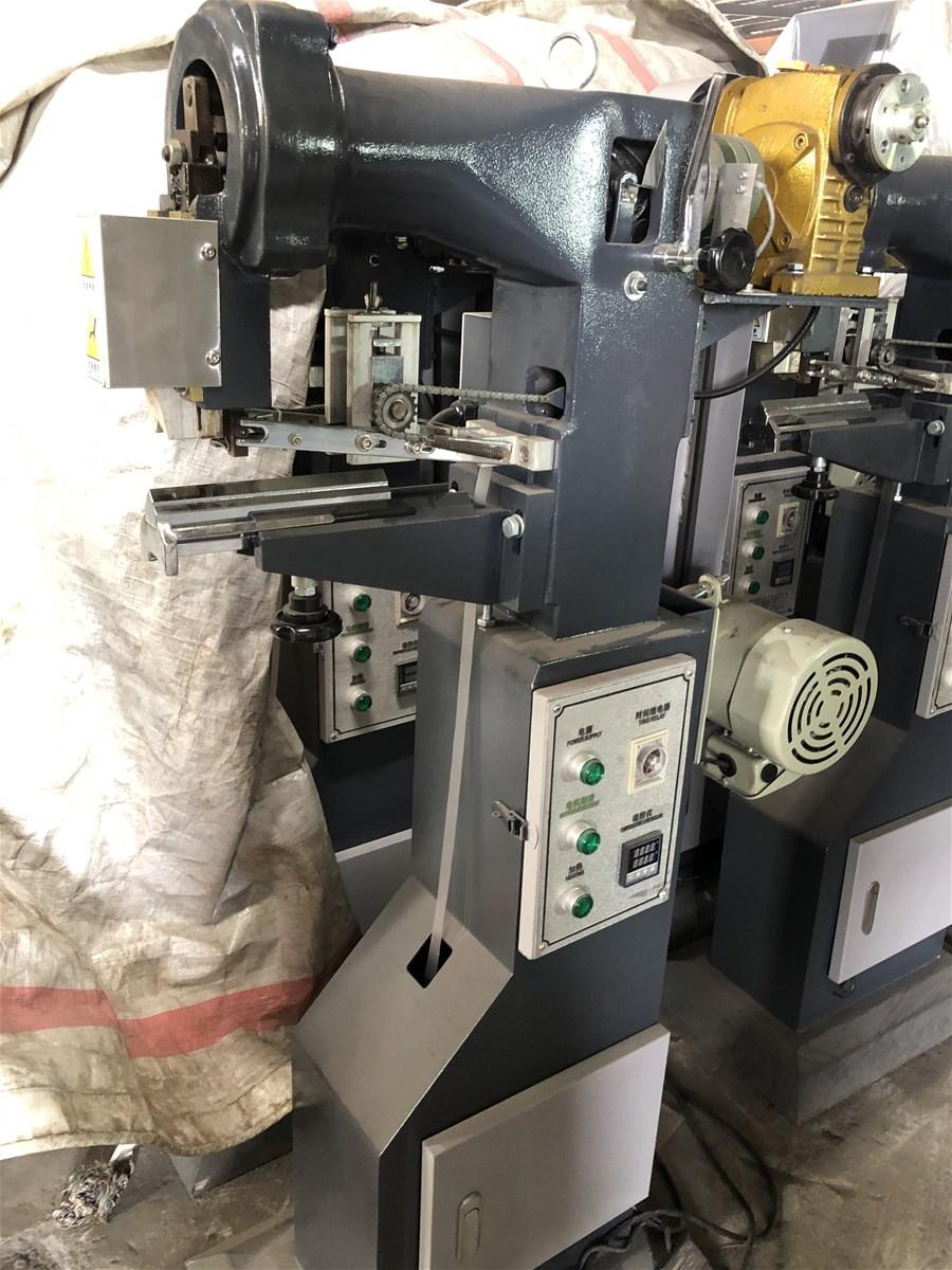 Rigid Box Corner Paste Machine Model TJ40