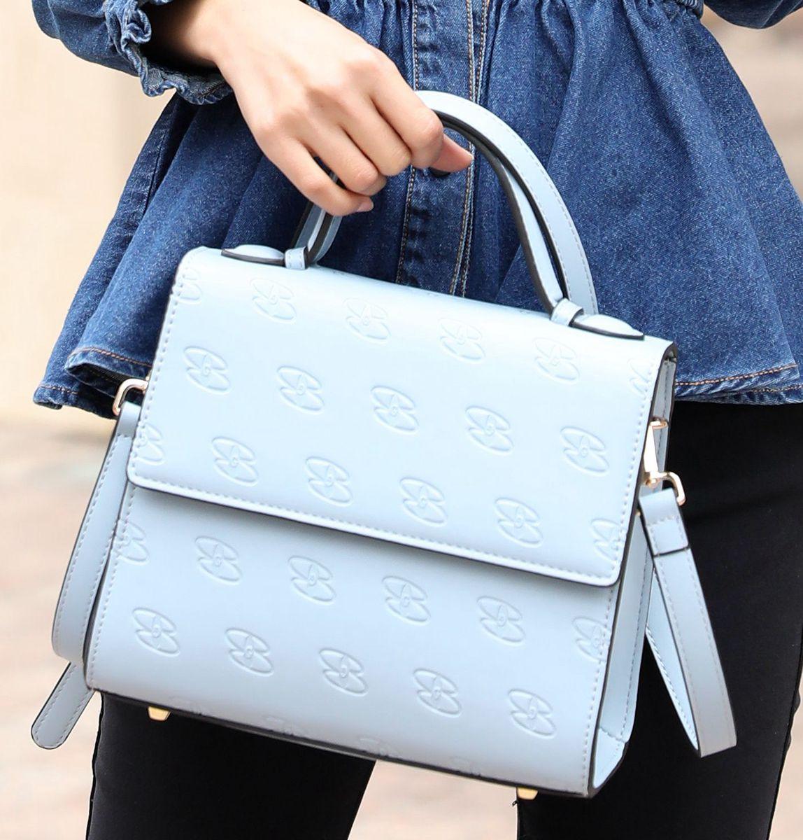 2020 new ecofriendly PU leather custom handbag shoulder bags womens bags
