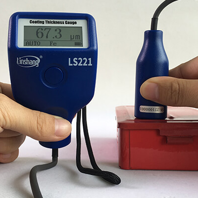 Linshang LS221 coating thickness gauge