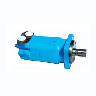 HMT series low speed high torque hydraulic motor for skid steer loader