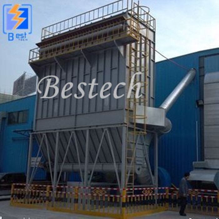 Coal Dust Cleaning Bag Dust Collector